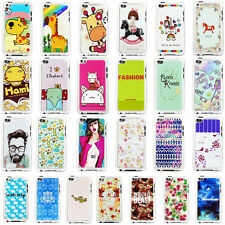 Style Pattern Cartoon Protector Cover Case Shell For Apple iPod Touch 4 4th Gen