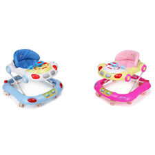 Hot Baby Infant Security Toddler Walkers Adjustable Seat Car Styling 2 Color USA
