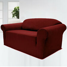 Easy Fit Stretch Slipcover Chair Couch Settee Armchair Furniture Durable Cover