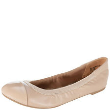 Dexflex Women's Shoes CLAIRE SCRUNCH Flat NUDE