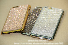 Hot Handmade Super Bling Austria Diamond Crystal Case Back Cover For iPhone 6 6S