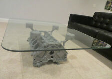 Engine Block Coffee Table by BlockHead Designs (global shipping available)