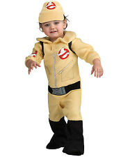 Ghostbusters Baby Romper Toddler Boys Fancy Halloween Party Costume, Inf-Todd