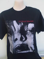 MY BLOODY VALENTINE FEED ME WITH YOUR KISS TSHIRT  slowdive shoe gaze ALL SIZES