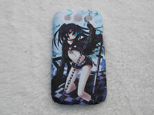 Blackrock Shooter Anime Samsung Galaxy S3 19300 Protective Case