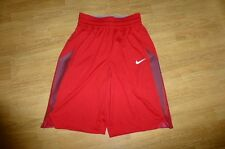 RARE 2014 NIKE TEAM CANADA GAME SHORTS FIBA BASKETBALL SZ M NASH WIGGINS