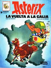 9402.Asterix.la vuelata a la gala.horse drawn wagon.POSTER.decor Home Office art