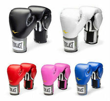 Hot Everlast Style Boxing Training Gloves 10121416 oz 4 color