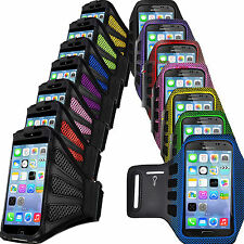 Premium Armband Running Sports Case Jogging Cover For Apple iPhone 4 5 6 Gym 5g