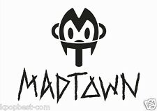 MADTOWN - Mad Town (1st Mini Album) CD YOLO +Poster+ Gift Photo