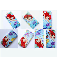 Disney Princess The Little Mermaid Design Case Cover For iPhone Samsung Galaxy