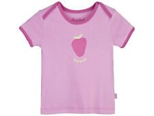 Life Is Good Infant's Ringer Tee Sweet Strawberry Shirt Peony Pink