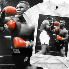 E1SYNDICATE T SHIRT IRON MIKE TYSON EVANDER HOLYFIELD BOXEN BOXING 63 S/M/L/X1