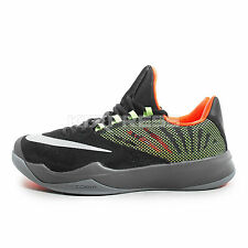 Nike Zoom Run The One EP [683247-081] Basketball Black/Silver-Volt
