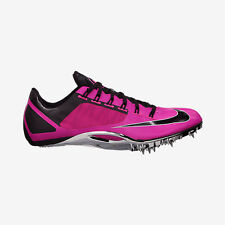 NIKE ZOOM SUPERFLY R4 Track Running Spike Cleats Shoes black pink MANY SIZES