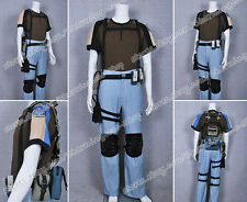 Resident Evil Chris Redfield Cosplay Costume The Full Set Made Of High Quality