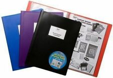 Tiger A4 FlexiCover Display Presentation Book Folder Portfolio