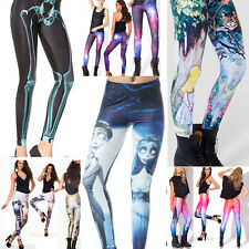 Punk Rock Cool Chic Comfortable 3D Prints TOASTIES AMMO GYM Pants Leggings Jeans