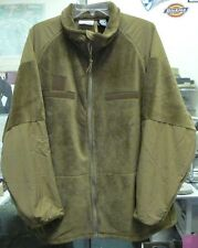 MILITARY POLARTEC MULTICAM BROWN FLEECE JACKET COLD WEATHER ALL SIZES NEW