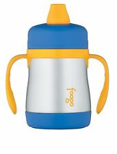 Thermos Foogo Stainless Steel Infant Sippy Cup 7oz/210ml BPA Free