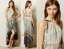 NEW S M L Anthropologie Dip-Dyed Tulip Dress By Gyps 05, Unique and Chic $208
