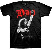 DIO - Ronnie James Dio - T SHIRT S-M-L-XL Brand New - Official T Shirt
