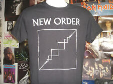New Order T-shirt (FREE SHIPPING) Joy Division Warsaw Factus Goth Punk Depeche