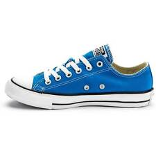 Converse All Star Chuck Taylor Low Top Electric Blue Canvas New In Box 139791F