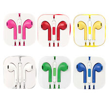 3.5mm Earbuds Earphone Headset Remote Micphone For iPhone iPod MP3 MP4 Tablet PC