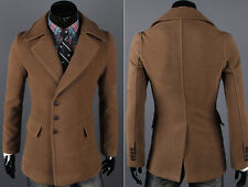 ~MEN CHEAP BLAZER  TRENCH COATS FOR MENS CASUAL JACKET WINTER PARKA WINDBREAKER