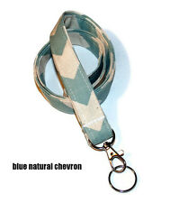 Fabric Lanyard / ID Badge Holder ---- MANY TO CHOOSE FROM!!  lany2