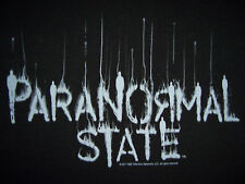 Paranormal State TV Show Logo Mens T-Shirt (M-2XL) Syfy / Sci-Fi