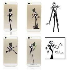 Nightmare Before Christmas Jack Skellington Hard Back PC Case For iPhone 5 / 5S