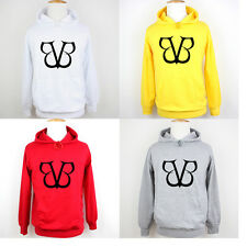Black Veil Brides Crew Pattern Couple Hooded Hoodie Boy's Girl's Sweatshirt Tops