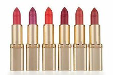 LOREAL COLOUR RICHE LIPSTICK - CHOOSE YOUR FAVORITE SHADE ** SOME HTF!  **