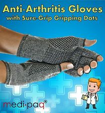 Medipaq® Active Arthritis Gloves with Grip - Hand Compression Joint Pain Relief