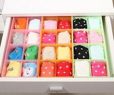 Kamay's Large Functional Storage Briefs Socks Box Drawer Organizer 2PCS