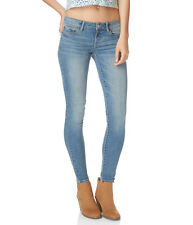 aeropostale womens light wash jegging