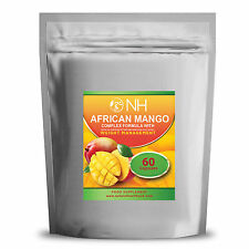 African Mango Max 1200mg Weight loss Slim Fast Natural Diet Fat Burning pills