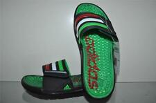adidas Mens Retrossage Mexico Country Soccer Slides M25577 NWT See Sizes