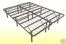 Spirit Sleep Incredibase all-in-1 comb bed frame & foundation, queen. warranty