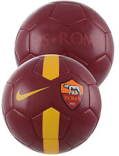 Supporters As Roma Nike Football Ball Pallone Red 2014 15