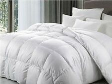 GOOSE FEATHER & DOWN DUVET HOTEL QUALITY SINGLE DOUBLE KING SUPER KING ALL TOG