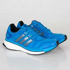 ADIDAS ENERGY BOOST 2 MENS NEUTRAL LIGHT RUNNING GYM TRAINERS SHOES SIZES