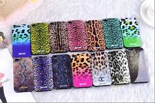 Fashion JUST CAVALLI Leopard / Snake Print Soft Case Cover for iphone 5 5S 5G 4S