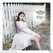 Hong Jin Young - Life Note (1st Mini Album) Cheer Up (CD+ Poster + Gift Photo)