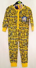 Boys Minions Despicable Me Onesie Licensed Primark Various Sizes