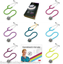3M Littmann Classic III SE Stethoscope 24 Colors -Free GIFT included ($20 Value)