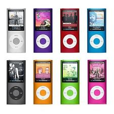 "20 hours 16GB Slim Mp3 Mp4 Player With 1.8"" LCD Screen, FM Radio, Video, Games"