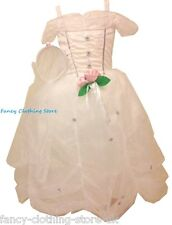 White Bride Wedding Fancy Dress up Costume Party Enchanted Angel Veil Book Wk